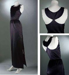 Iconic dress.