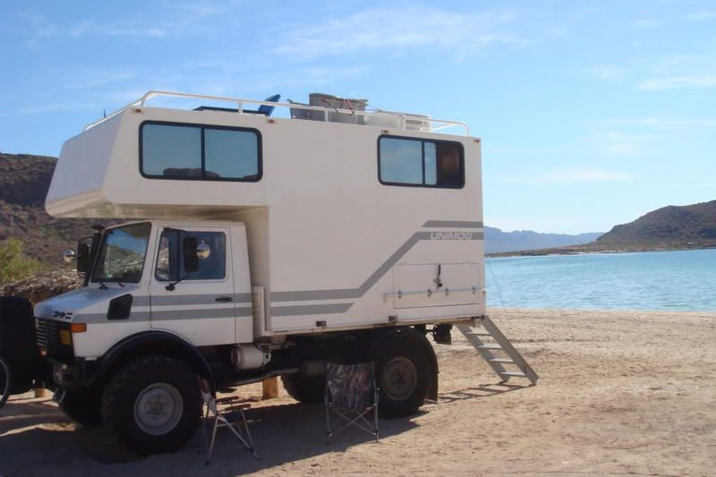 Mercedes Unimog Camper Conversion For Sale For Sale And Wanted