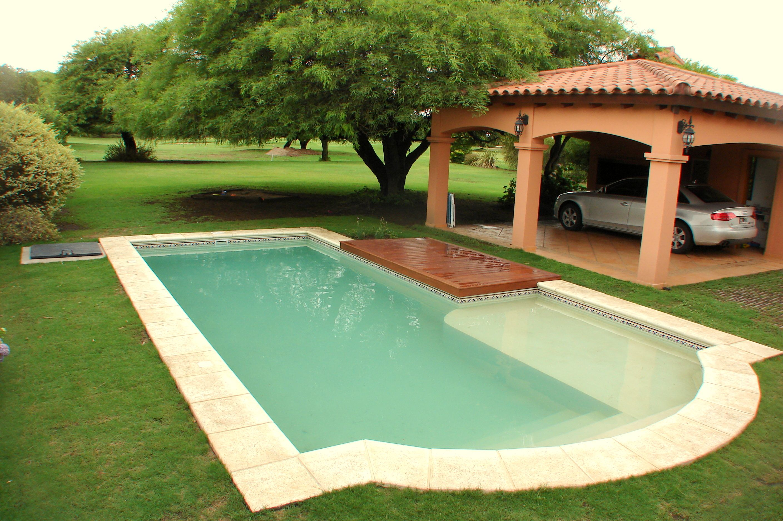 piscina - deck de madera - swimmingpool -diseÑo - design