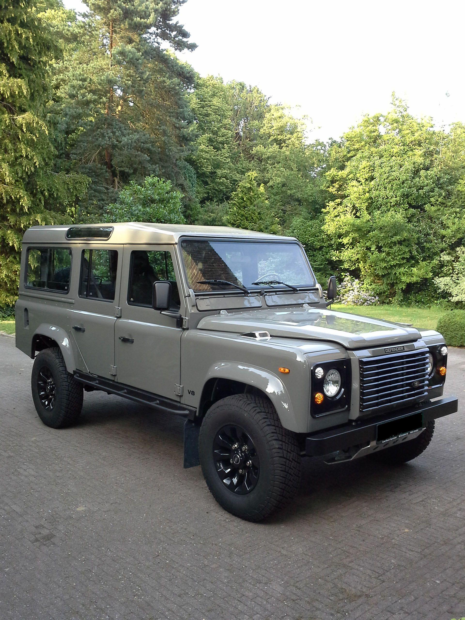 Defender 110 By Rr Classic Landrover Defender Land Rover Defender Land Rover Defender 110