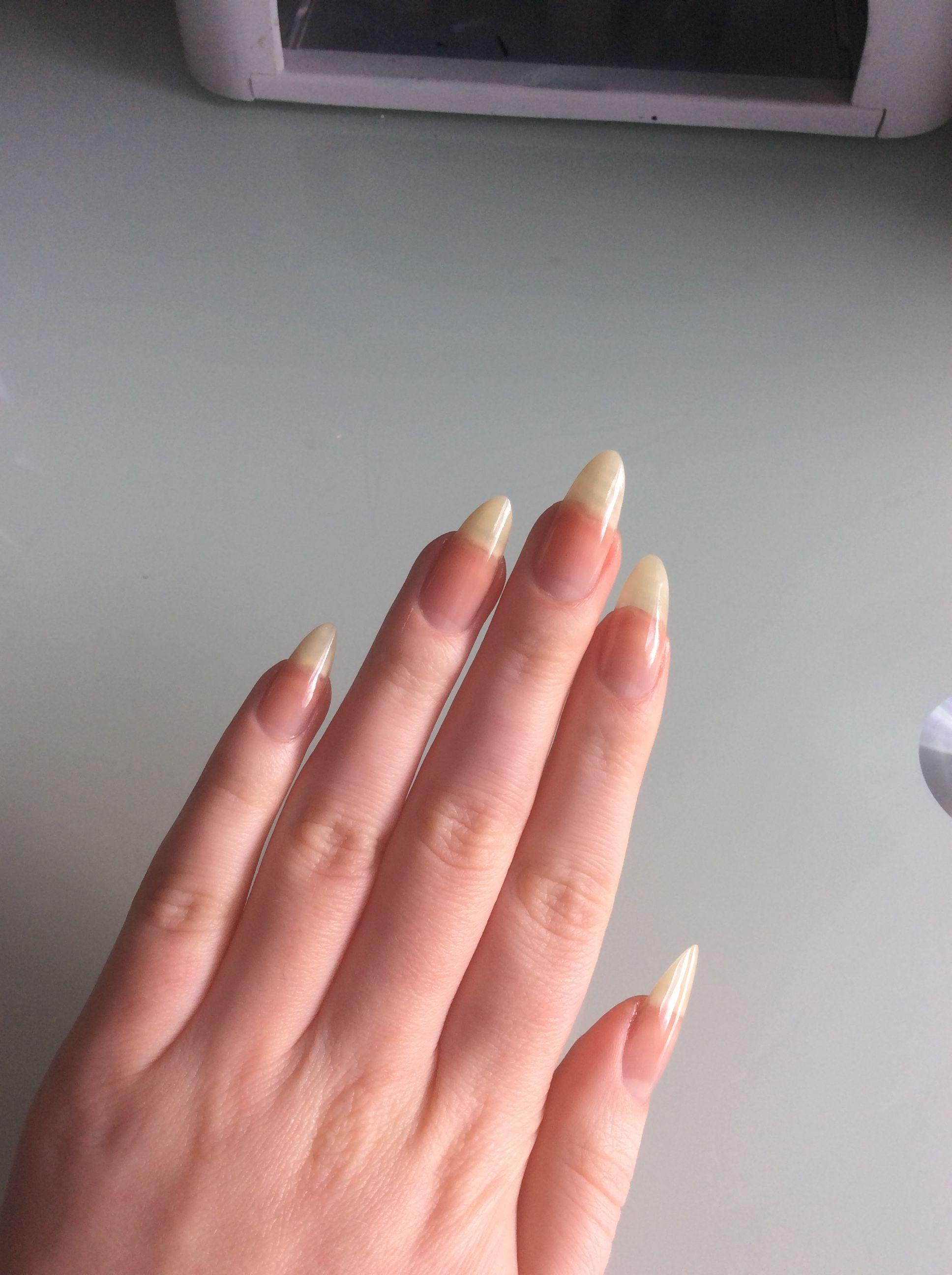 Pin by Kat on Natural nails | Pinterest | Natural nails, Short ...