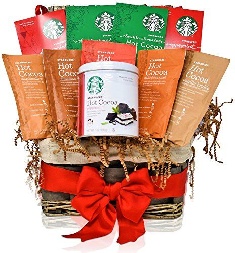 Free Shipping. Starbucks Variety Hot Cocoa Christmas Gift ...