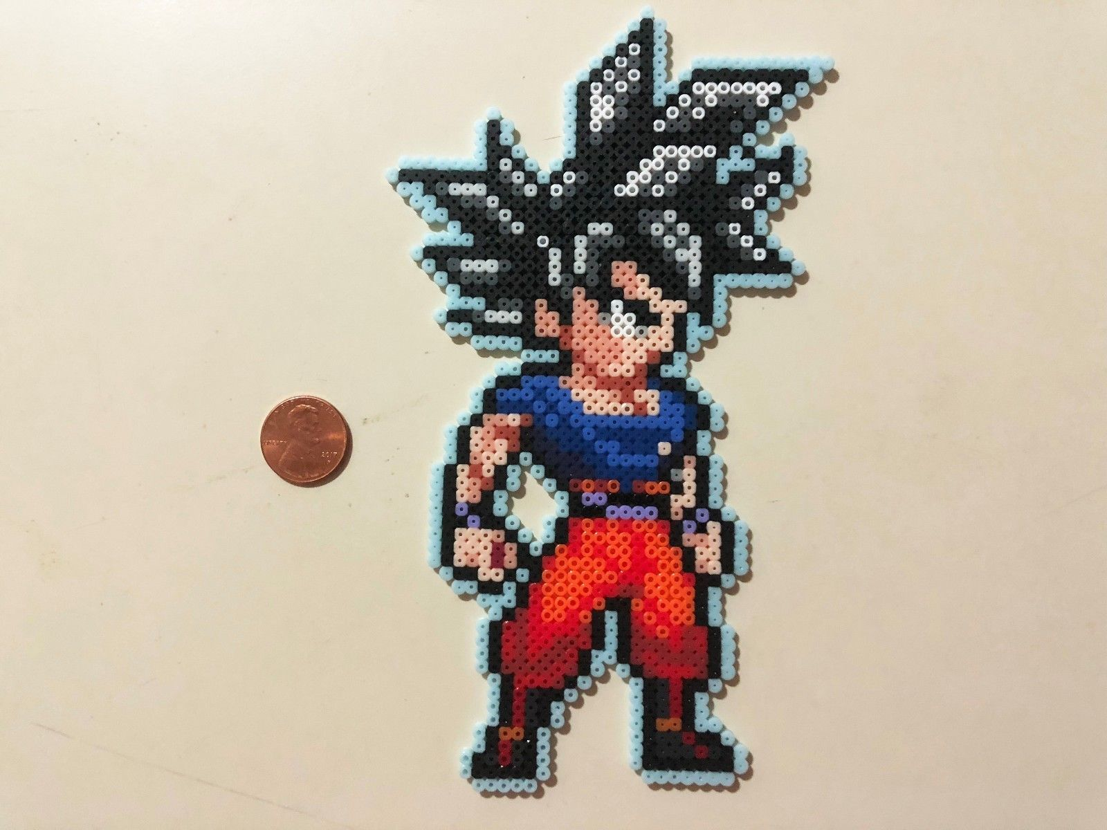 Beaded Items 83889 Goku Ultra Instinct Dragon Ball Super
