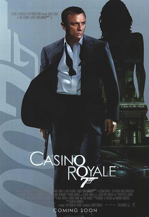 Agent 007 Casino Royale смотреть Online
