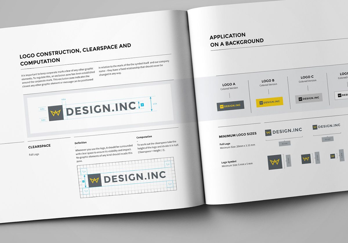 Showcase And Discover Creative Work On The Worlds Leading Online - Handbook template word