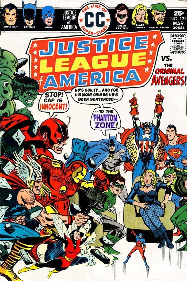 Marvel Comics, Marvel Dc