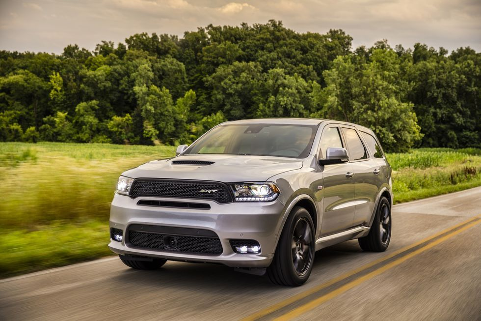 2021 Dodge Durango Srt 392 Review Pricing And Specs In 2020 Dodge Durango Best Midsize Suv Suv