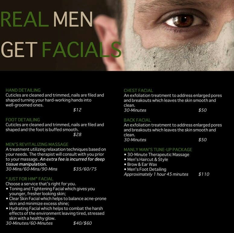 Pin by Haute on Salon Business Back facial, Smooth skin