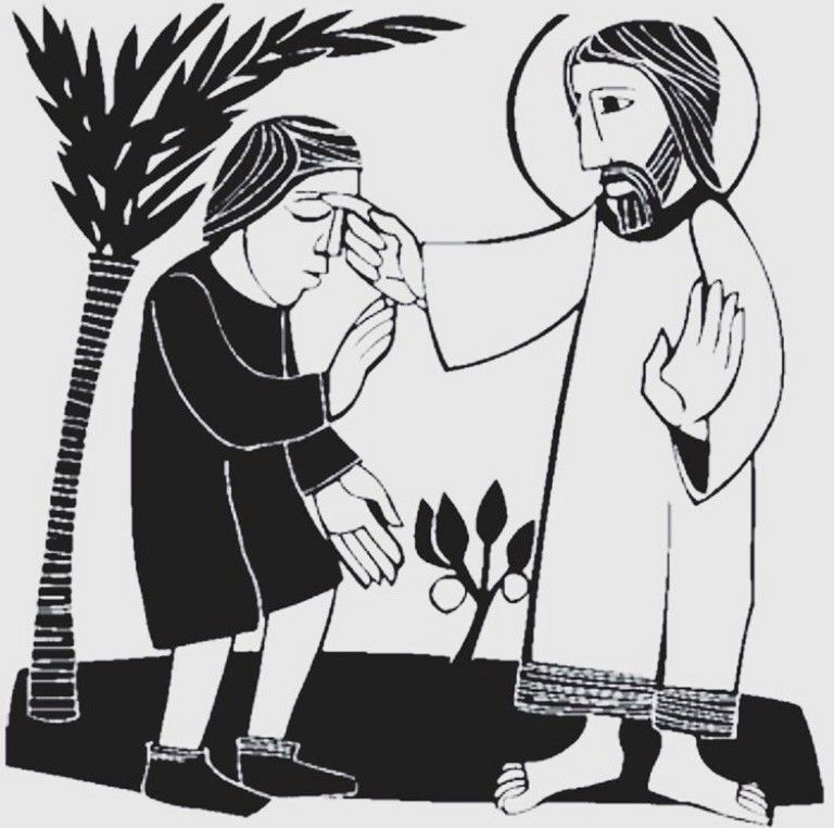 Sacrament of Extreme Unction or Annointing of the Sick ~ it began with Jesus himself!