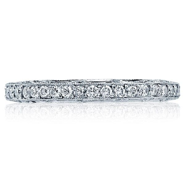 Tacori Ht2511b Wedding Ring Tacori Wedding Band From The Reverse Crescent Silhouette Collection Womens Wedding Bands Tacori Wedding Band Tacori Wedding Rings