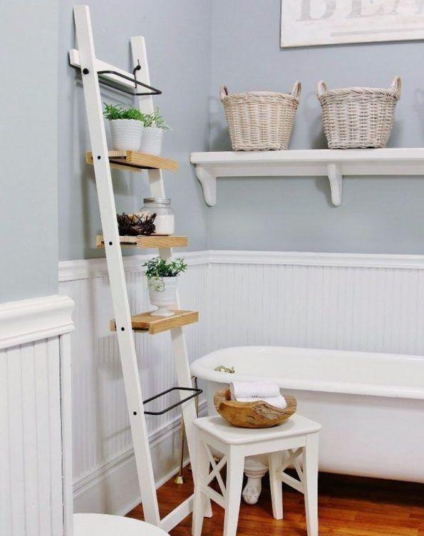 complementos baños rusticos deco ideas Pinterest House