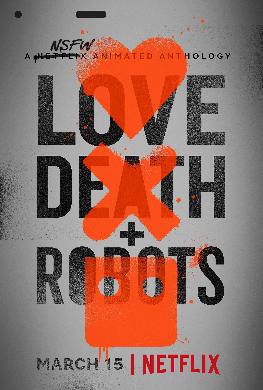 """love death and robots poster ile ilgili görsel sonucu"""""""