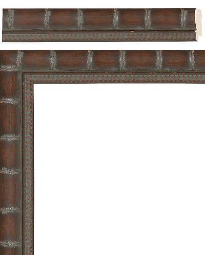 Frames and Supplies 37575: Picture Frame Moulding (Wood) 18Ft Bundle ...