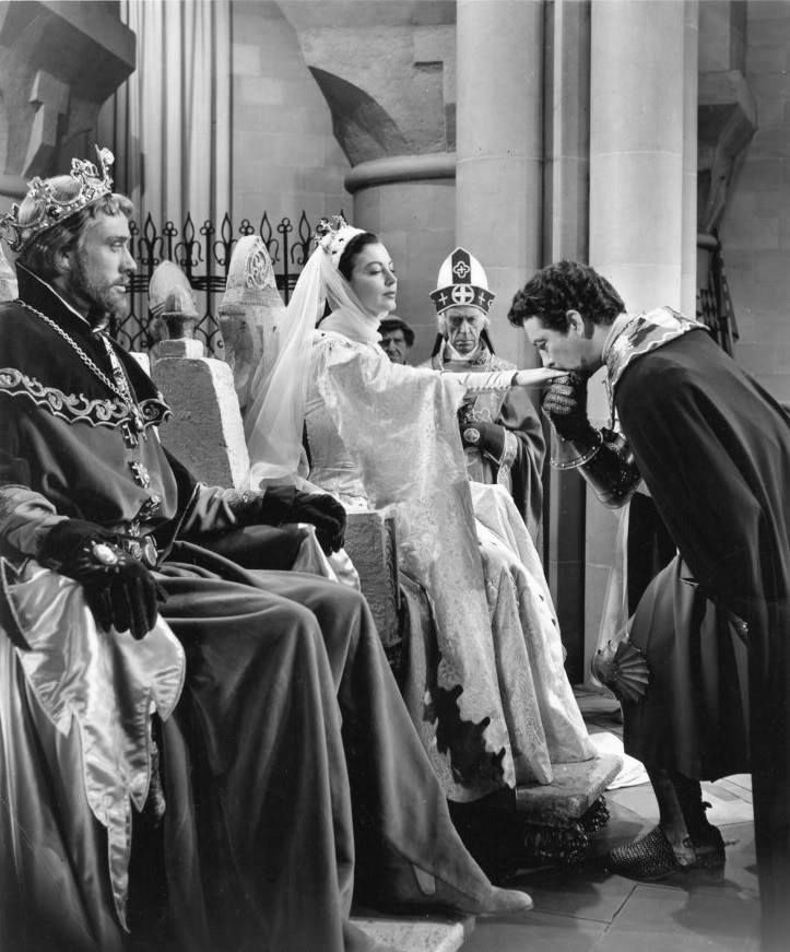 Knights Of The Round Table 1953 Mel Ferrer Ava Gardner Robert Taylor
