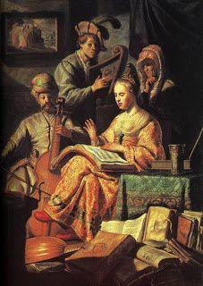 TICMUSart: Fiesta musical - Rembrandt