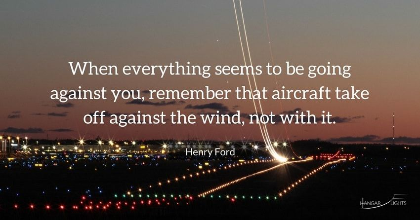 The Best Aviation & Flying Quotes to Inspire Your Aviation ...  Henry Ford Quotes Airplane