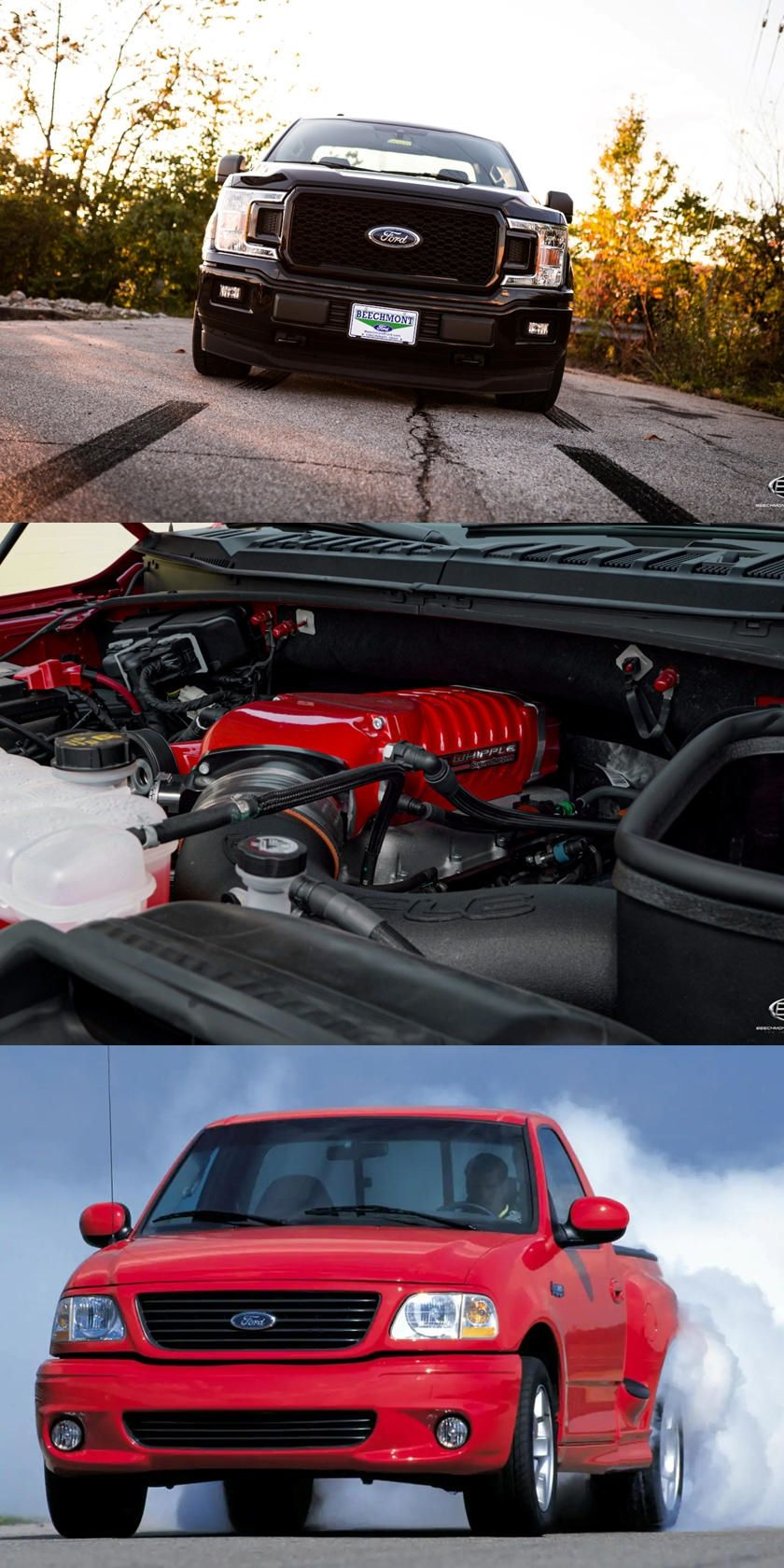 725 Hp Ford F 150 Is A 40000 Bargain If You Ve Got 40000 Laying Around This Modern Day Take On The Ford Svt Lightning Could Be Ford F150 Ford Lightning Ford