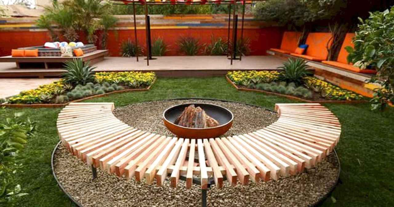48 Best Backyard Design Ideas And Makeover On A Budget Backyarddesign Backyardonabudget Easy Backyard Landscaping Backyard Design Diy Backyard Landscaping