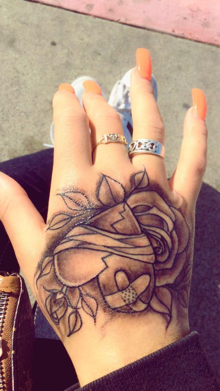 20 Amazing Arm Hand Tattoos Ideas 2019 In 2020 Cute Hand Tattoos Skull Hand Tattoo Hand Tattoos
