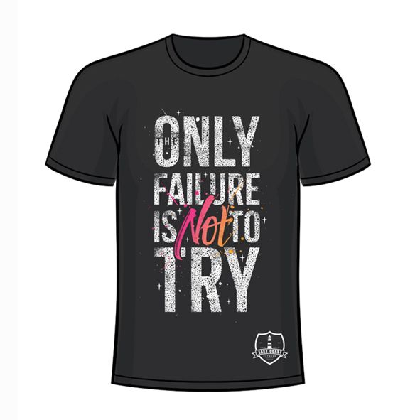 Colourful t shirt design created for a fitness company #fitness ...