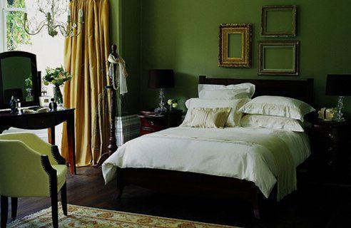 12 Green Bedroom Ideas For Inspiration Decorating Room Bedroom Green Green Bedroom Design Redecorate Bedroom
