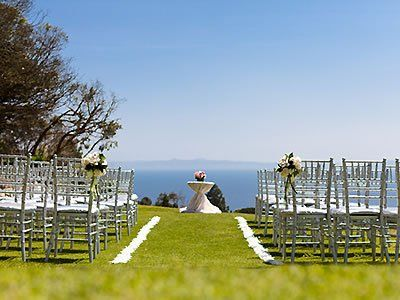 Los Verdes Golf Club Rancho Palos Wedding Venue Pacific Ocean Views Outdoor Weddings Angeles