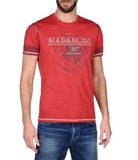 0bea711919aa NAPAPIJRI SOIN Short sleeve t-shirt U f