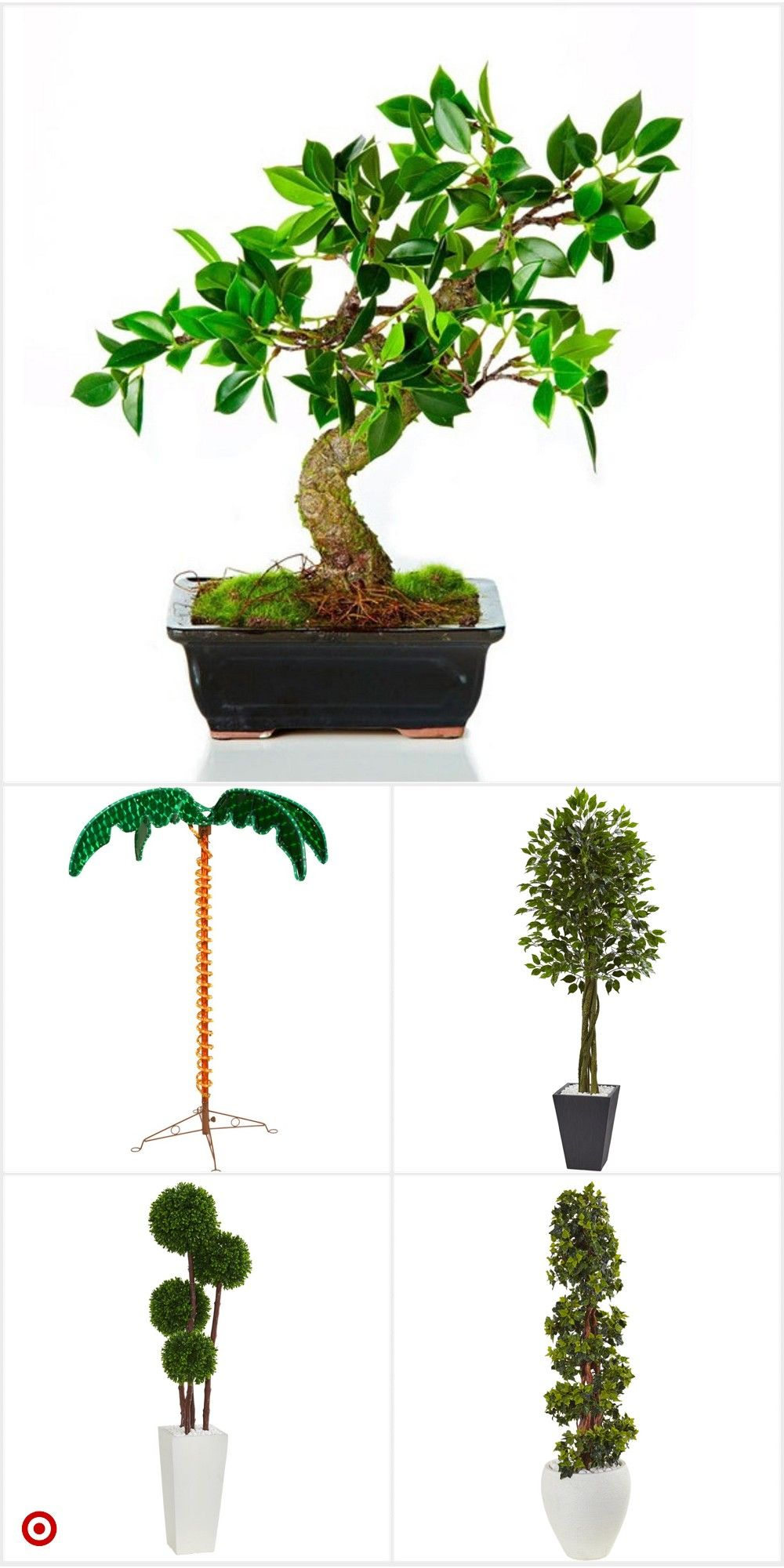 Shop Target For Artificial Tree You Will Love At Great Low Prices Free Shipping On Orders Of 35 Or Free Same Day P Plant Decor Indoor Plants Artificial Tree