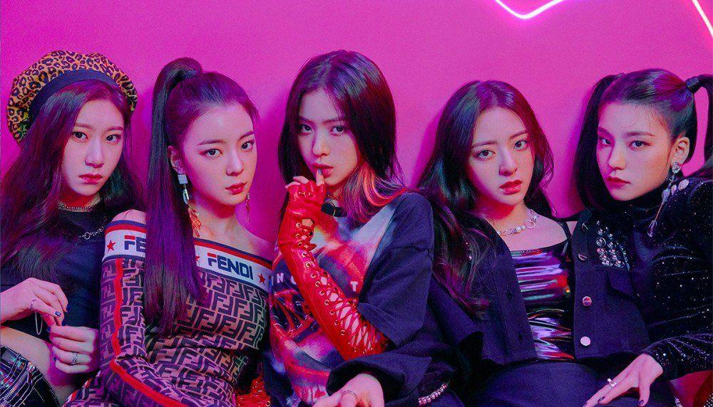 The Strongest K Pop Group Debuts In 2019 So Far Itzy Kpop Girls Debut Album