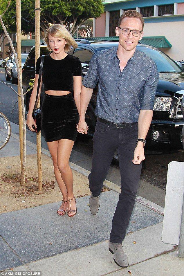 Tom dating Taylor Swift