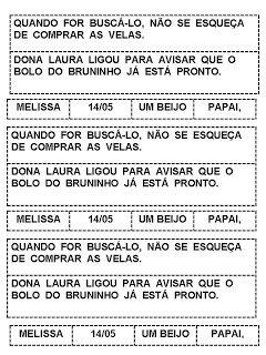 Dani Educar Bilhete Atividades De Alfabetizacao