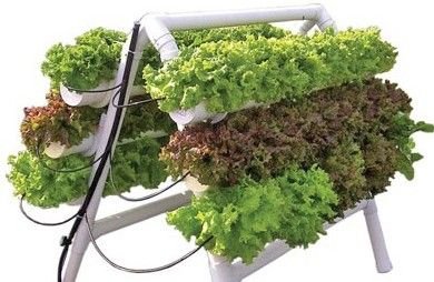 Charmant U Gro Hydroponic Garden System,Imagine Growing Fresh Food In Your Own  Backyard.