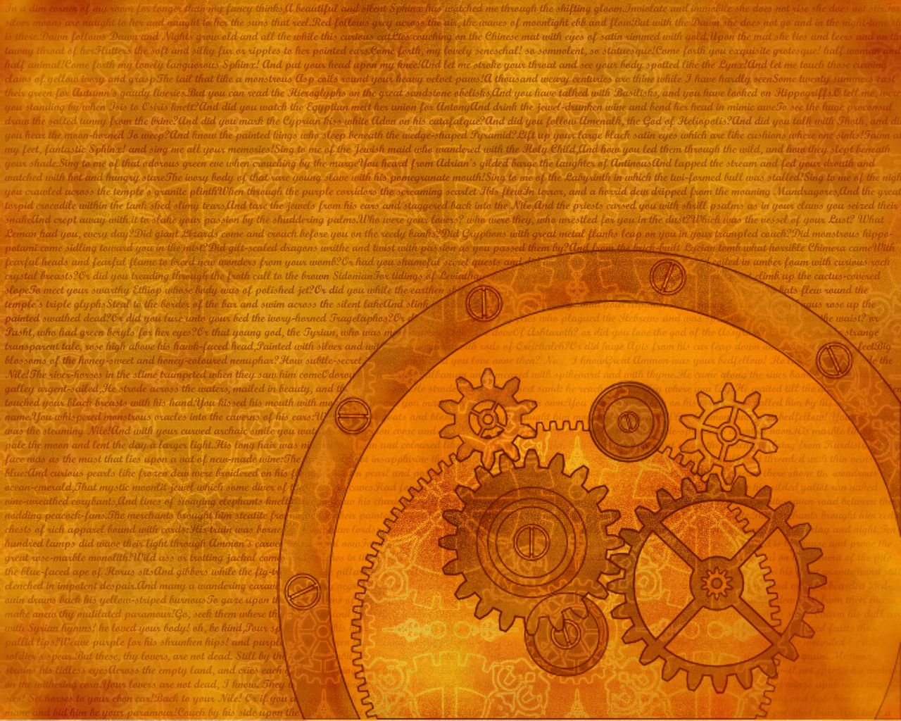 Clockwork By Mayamilo On Deviantart Steampunk House Steampunk Wallpaper Clockwork