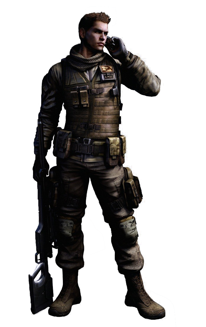 Piers Nivans Biohazard 6 Render Resident Evil Resident Evil Game Evil
