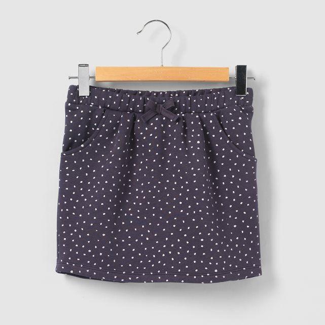 Polka Dot Print Skirt, 3-12 Years abcd'R | La Redoute Mobile