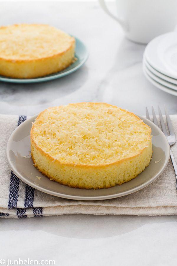 Goldilocks French Sponge Cake Recipe