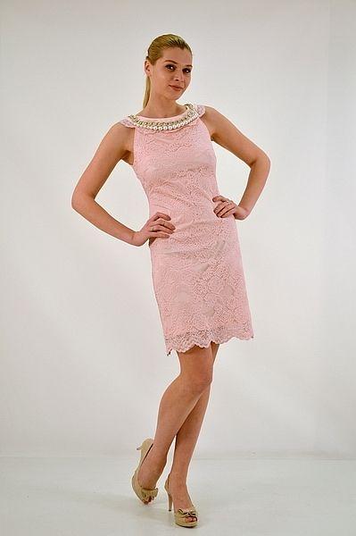 b7ef6b32c23 Φόρεμα κοντό με παρτούς ώμους ίσια.....   Κοντό Φόρεμα   Φορέματα ...