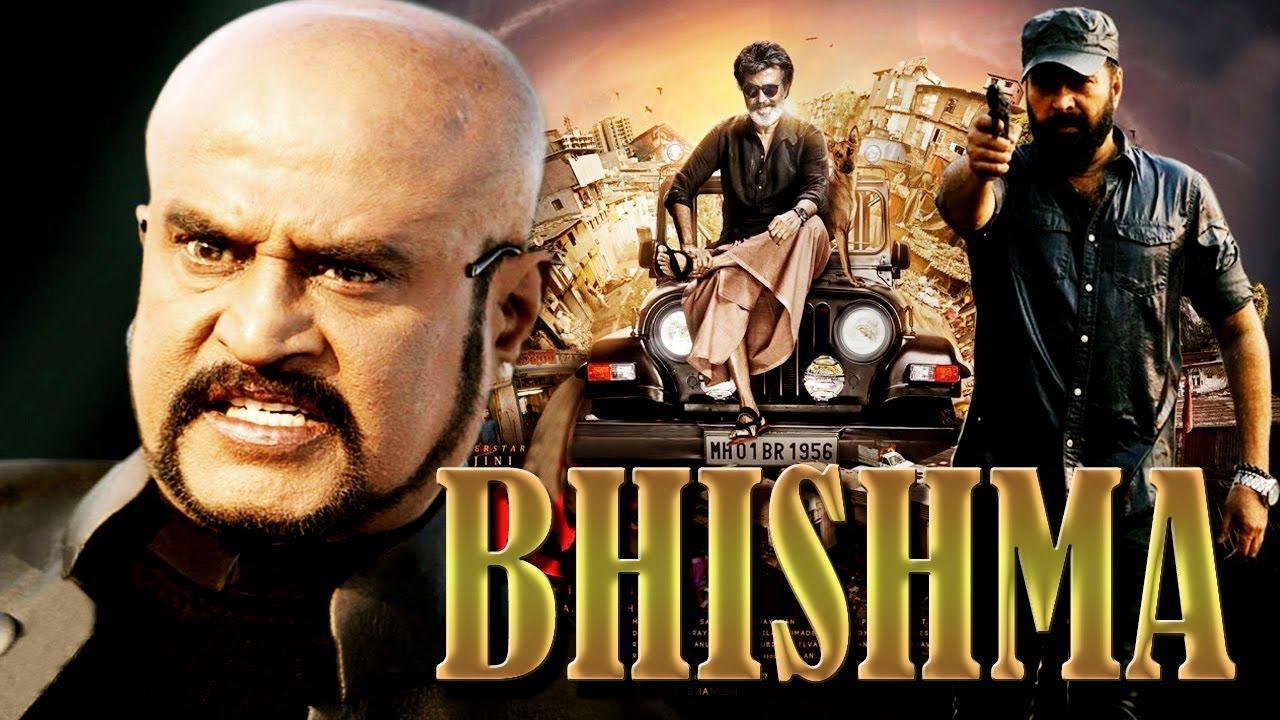 Bhishma Full Hindi Dubbed Action Movie Rajnikant Dubbed Movie In Hindi Action Movies Youtube Movies