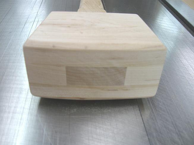 Shop Made Wooden Mallet #3 Fabriquer un maillet en bois