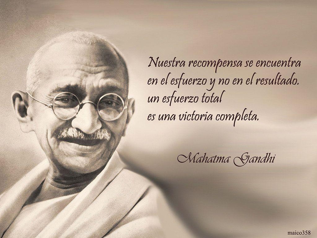 Citations Mohamed Ali Anglais Grandes Frases De Gandhi Taringa