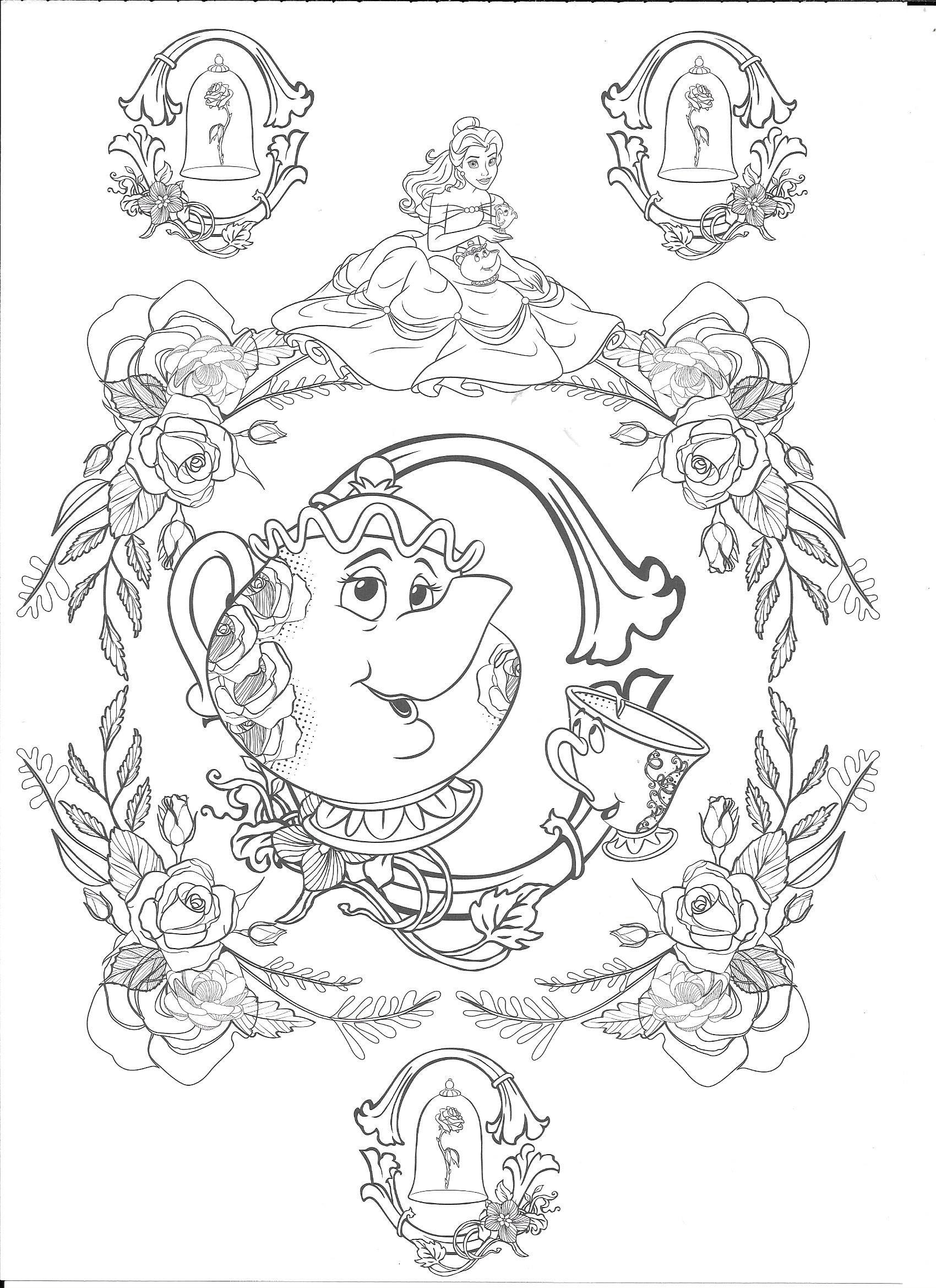 Pin Von Rebecca Harbecke Auf Malbilder Disney Prinzessin