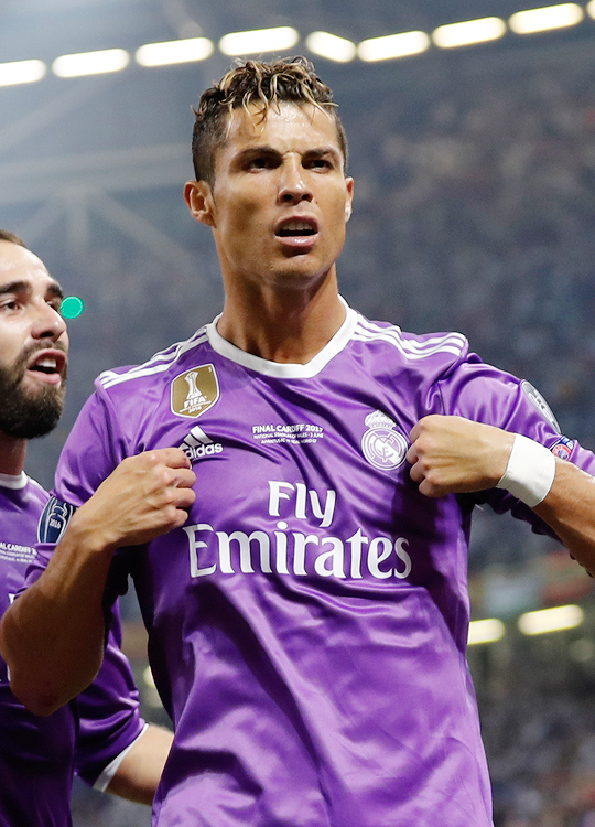 Torjubel Ronaldo