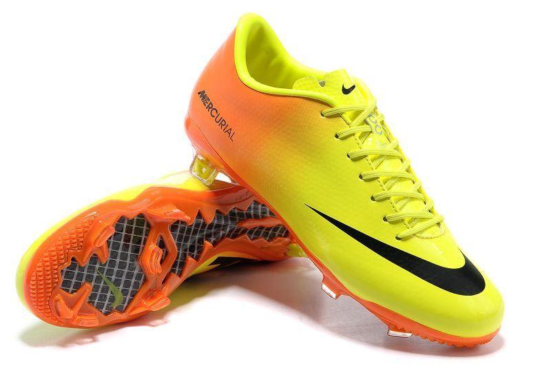Nike Mercurial Vapor IX - Orange / Yellow [Nike Mercurial Vapor IX - Orange]