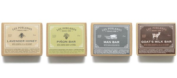 Los Poblanos Hand Soap Bar #welllived