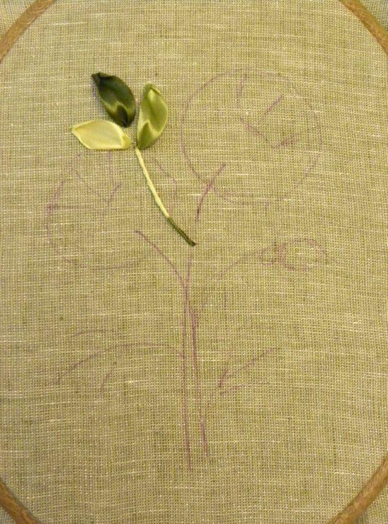 Gallery.ru / Фото #2 - розы (Мк делала для сайта Осинка ...
