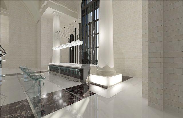 Melissa Skiles Michigan Central Station Project Interior Design