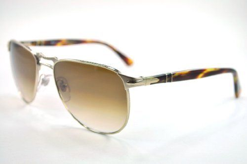 c9bdc6cc568 Persol 2390 976 51 Brushed Gold 2390 Aviator Sunglasses Lens Category 2  Persol.  156.34. Save 48% Off!