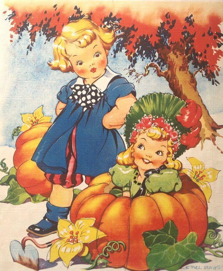 Vintage Children S Book Illustration Vintage Illustration Downloadable Art Illustration