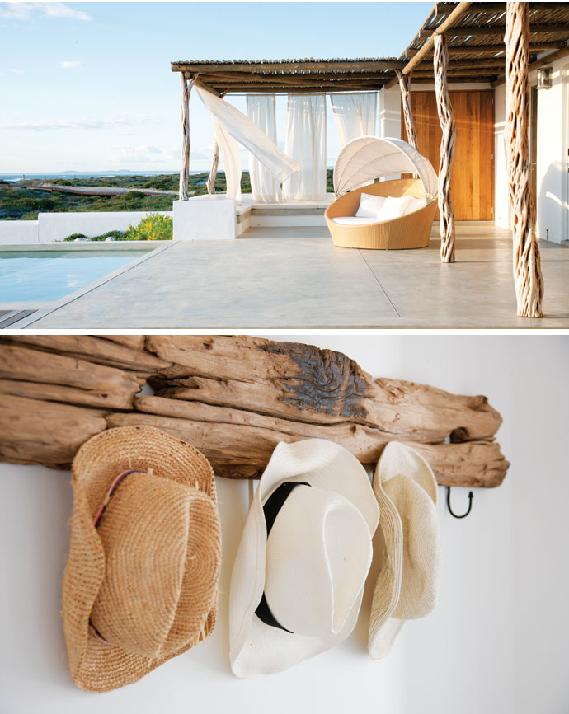 CASA TRES CHIC-South African Beach House