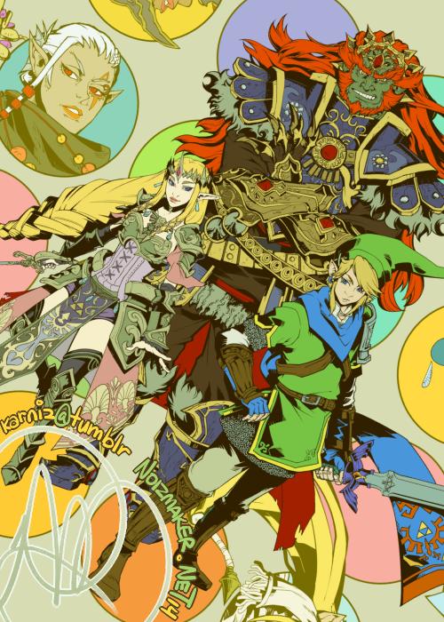 The Legend of Zelda - Hyrule Warriors